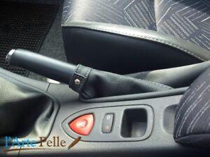 Utile Renault Laguna 2 Grandtour Cuffia Leva Freno A Mano Vera Pelle G