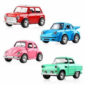 Classic-Beetle-Diecast-Pull-Back-Car-Model-Toy-for-Children-Gift-Decor-Novel-NEW