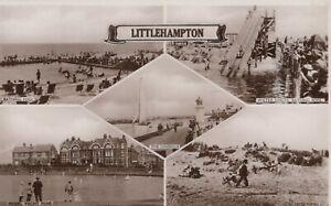 Sussex Postcard - Views of Littlehampton   RS21444