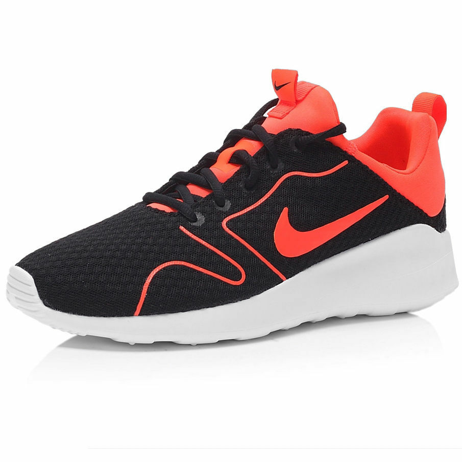 Homme 833457-081 Nike Kaishi 2.0 Noir Rouge Pourpre Blanc new in box