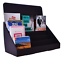 Stand-Store-18-Inch-4-Tier-Cardboard-Greeting-Card-Display-Stand-Black thumbnail 9