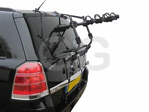 Car-3-Bike-Cycle-Carrier-Rack-Rear-Door-Boot-Mounted-Vauxhall-Zafira-1998-2014