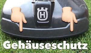 husqvarna automower schutz geh useschutz chassis 220ac 420. Black Bedroom Furniture Sets. Home Design Ideas