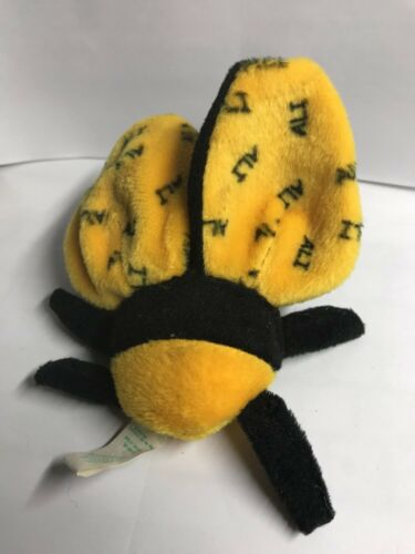 Muhmmad Ali Salvino/'s Bammers Beanie Babies Bee Boxing NWT 1999