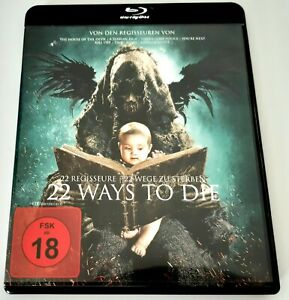Blu-ray-22-WAYS-TO-DIE-22-Regisseure-22-Wege-zu-sterben