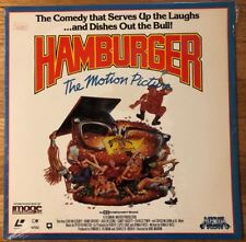 Hamburger The Motion Picture 1986
