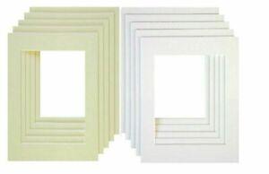Montajes-de-corte-en-bisel-para-marcos-de-cuadros-Insertos-Varios-Tamanos-montajes-de-Marcos-de