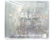 Iron Maiden A Matter of Life & Death CD 2006 diff world RARE INDIA HOLOGRAM NEW