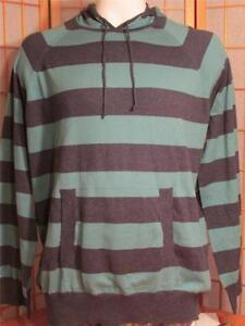 de algodón para a hombre mangas con Sonoma largas de suéter Nuevo Xxl rayas q8OInwwtB