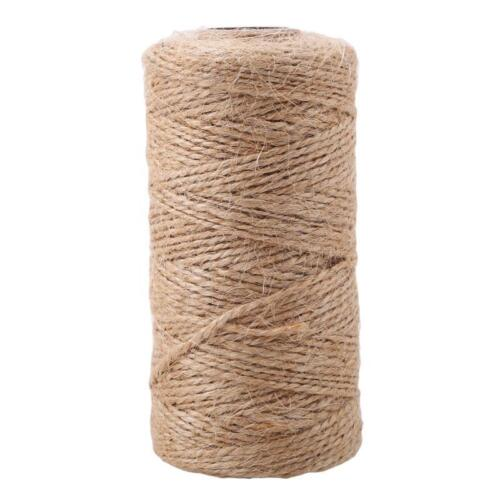1 Roll Paper String Cord Twine Rope Gifts Boxes Packing String Craft DIY KS3