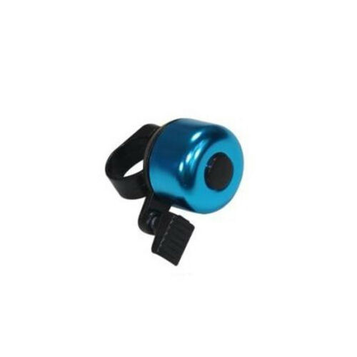 4-Color Metal /& Plastic Ring Handlebar Bell Sound for Bike Bicycle Cycling Alarm