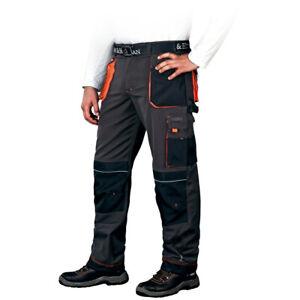 Pantalones-de-Trabajo-leber-amp-hollman-Pantalon-Protector-Seguridad-Talla-46-62