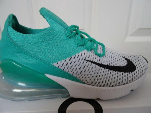Nike Air Max 270 Flyknit Zapatillas Zapatos AH6803 300 UK 4.5 EU 38 nos 7 Nuevo   Caja