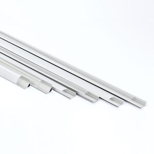 Aluprofil-Aluminium-Profile-Alu-Schiene-Abdeckung-Leiste-fuer-LED-Strips-Profil