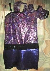 A-Wish-Come-True-Pump-It-Up-Shortall-13110-purple-dance-costume-girl-ISC-6X-7