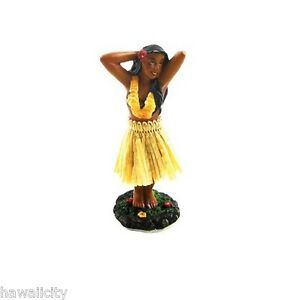 Hawaiian-Dashboard-Small-Posing-Hula-Girl-Doll-For-Your-Car