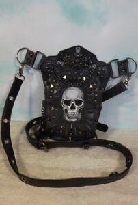 SteelMaster Punk Goth Skull Multi-Function