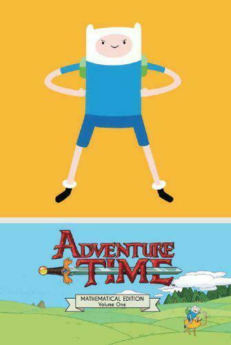 Adventure Time - Mathématique Edition (Vol.1) Par Braden Lamb,Shelli Parline,Ry
