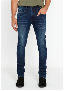 Buffalo David Bitton Super Max-x Super Skinny Stretch Indigo BM22165