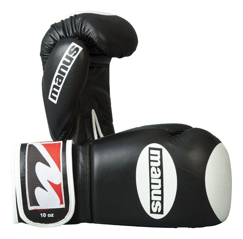 Boxhandschuhe Boxhandschuhe Boxhandschuhe Manus Competition, mit WAKO Zulassung aus Besteem Leder, 10Oz. 26e735