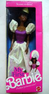 Ma première Barbie - Mattel 1989