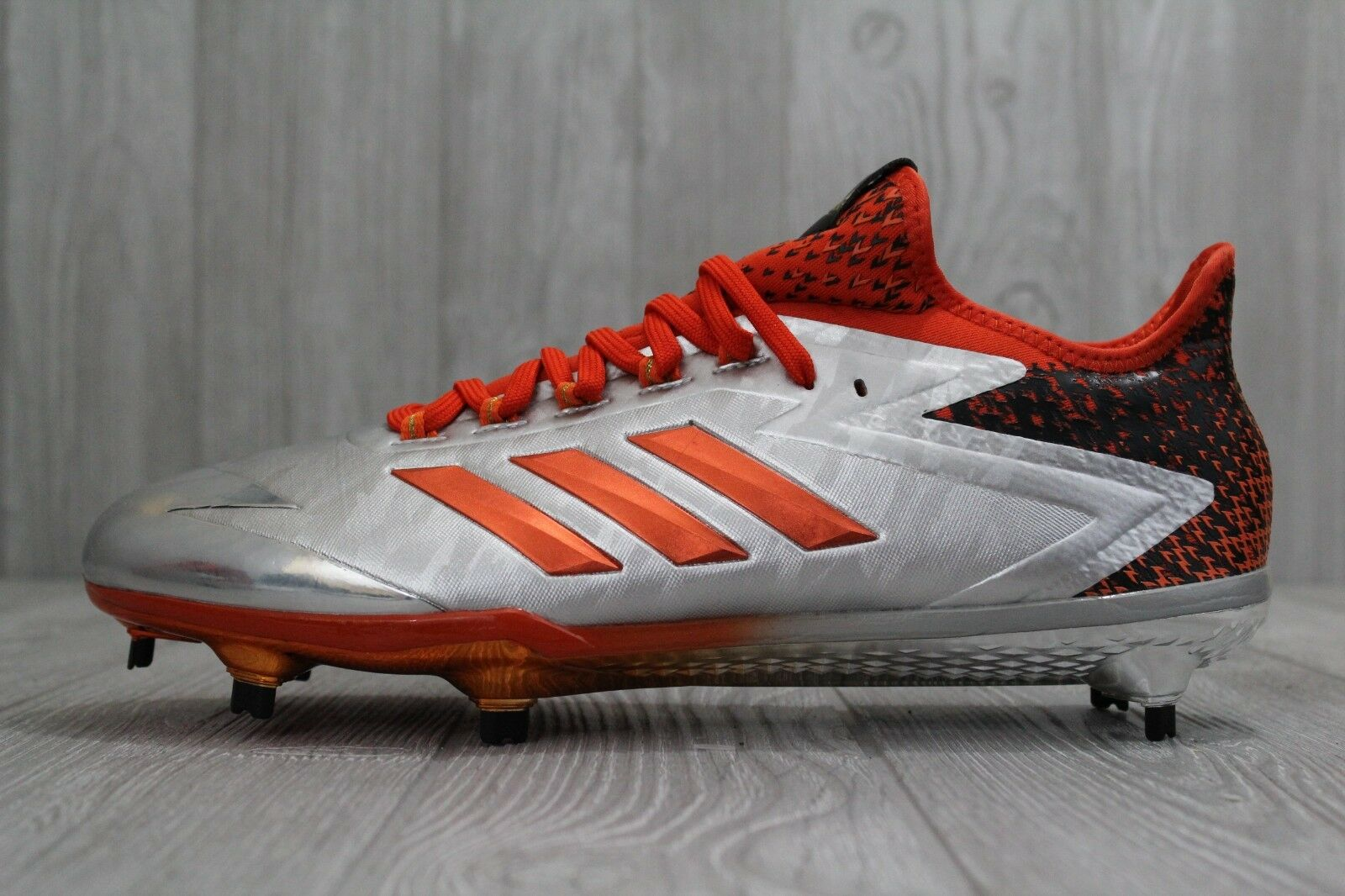 31 New Adidas Adizero Afterburner 4 Faded BY3680 Men's Baseball Cleats Size 11.5