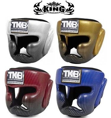 TOP KING BELLY PADS  NAVY BLUE M L XL GUARD PROTECTOR  MUAY THAI BOXING MMA K1
