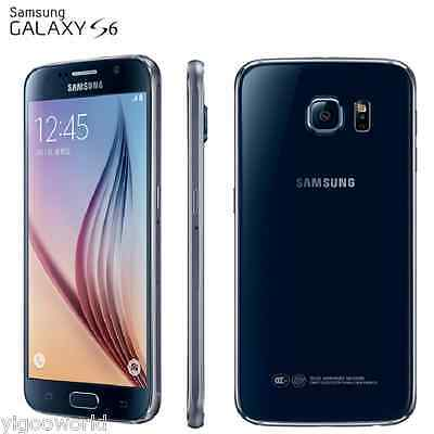 "5.1"" Samsung Galaxy S6 Unlocked 4G Smartphone Android Quad-core 32GB Phone 16MP"