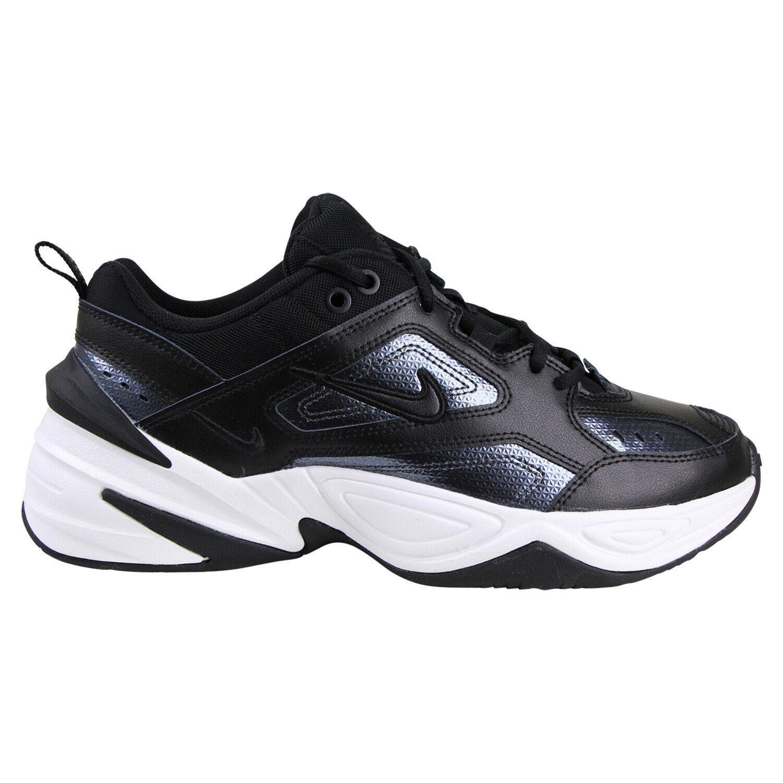 Nike M2K Tekno Essential Turnschuhe Schuhe Schwarz Damen CJ9583 001