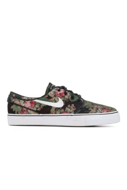 reputable site 3777a 1ef79 Nike Zoom SB Stefan Janoski PR Digi Floral Camo Mens Size 10.5 482972 900