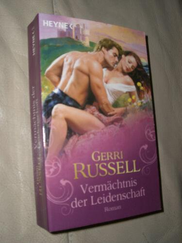 1 von 1 - Gerri Russell: Vermächtnis der Leidenschaft