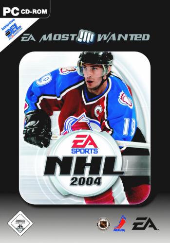 1 von 1 - NHL 2004 für PC