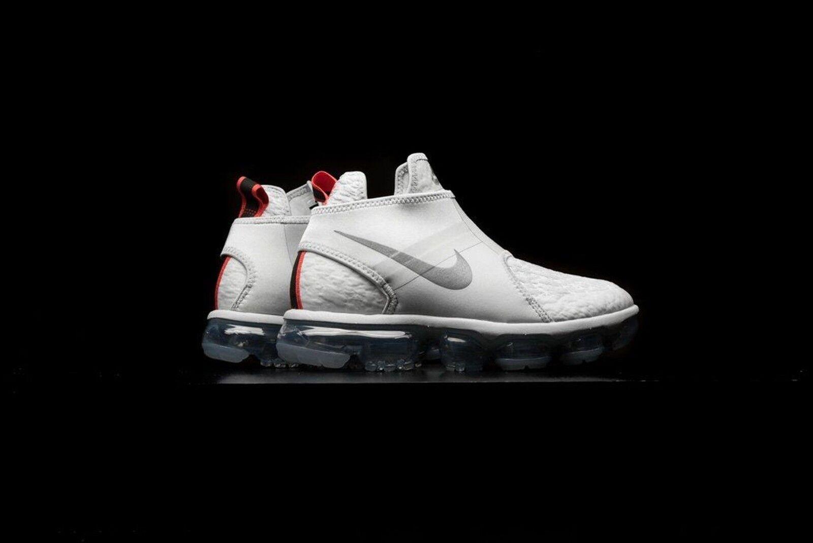 Nike Air Vapormax Chukka Slip On AO9326 Platinum 001-Pure Platinum AO9326 Mens Sz 10.5 851d43