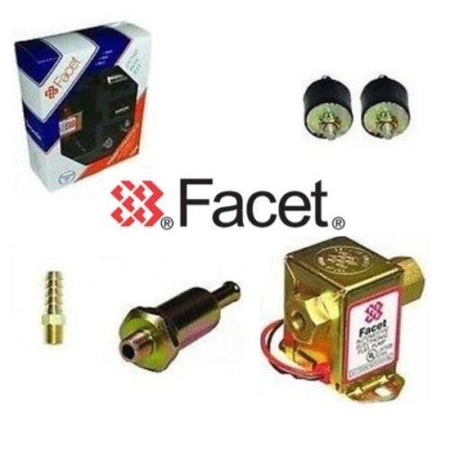FACET Elektrisch Cube KRAFTSTOFFPUMPE 5-7 Psi FACET Werk Karton Set 40106k
