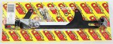 AED 6605BK Holley GM Throttle Cable Bracket / Return Springs Dominator 4500 Blck