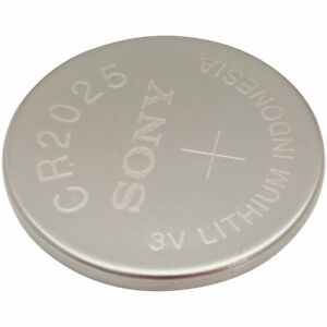 10-Pcs-Strip-of-Sony-CR2023v-Lithium-202-Coin-Batteries