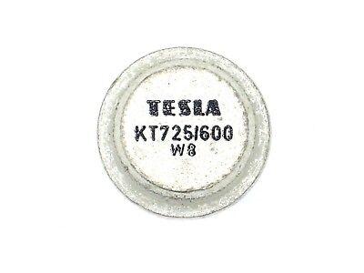 600 600V 6A 2x Thyristor Tesla KT 725