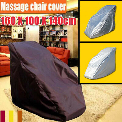 150x140cm Waterproof Massage Chair Cover Full Body Covering Sunshade Beauty SPA