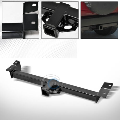"CLASS 3 TRAILER HITCH RECEIVER REAR BUMPER TOW KIT 2/"" FOR 97-06 JEEP WRANGLER TJ"