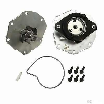 Engine Water Pump Gasket /& Mounting Hardware for 08-12 Land Rover LR2 New