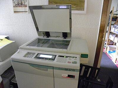 Drucker RISOGRAPH GR3770