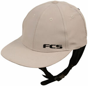 8891ab9e061 Image is loading FCS-Wet-Baseball-Cap-Surf-Hat-Grey-New