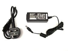 Genuine Original DELL Wyse 30W AC Adapter & UK Cable 12V 2.5A P/N M56DP NEW