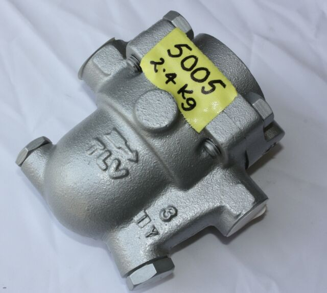 A guide to steam trap testing   tlv a steam specialist company.