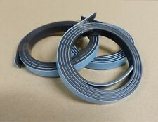 10 x 1 MM 1M Selbstklebendes Flexibles Gummi-Magnetstreifen-Band Rolle WeiRSDE