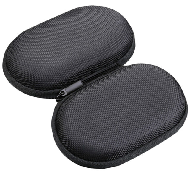 Earphone Headphone Hard Case Storage Bag Box Cover For Cable Charger