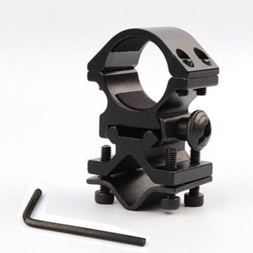 Tactical 25.4mm//30mm Scope Rings Mount For Weaver Picatinny Rail For Rifle Q2
