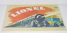 1969 Lionel Trains 8 page special catalog Golden Spike Centennial anniversary
