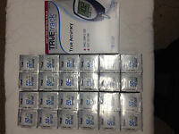 Truetrack Blood Glucose (1200) Test Strips And Truetrack Meter Nipro