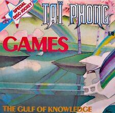 ++TAI PHONG games/the gulf of knowledge GOLDMAN SP 1976 WB RARE VG++